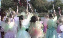 Tinker bell Fairy Garden Party