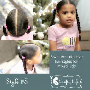 Mixed Hair Care Tips