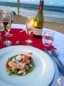 Couples Beach Dinner Punta Cana