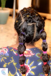 Cool Braided Style for Kids