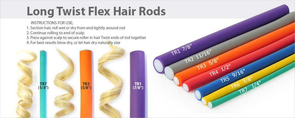 Flexi Rod Sizes