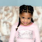 French Braids for Mixed Kids