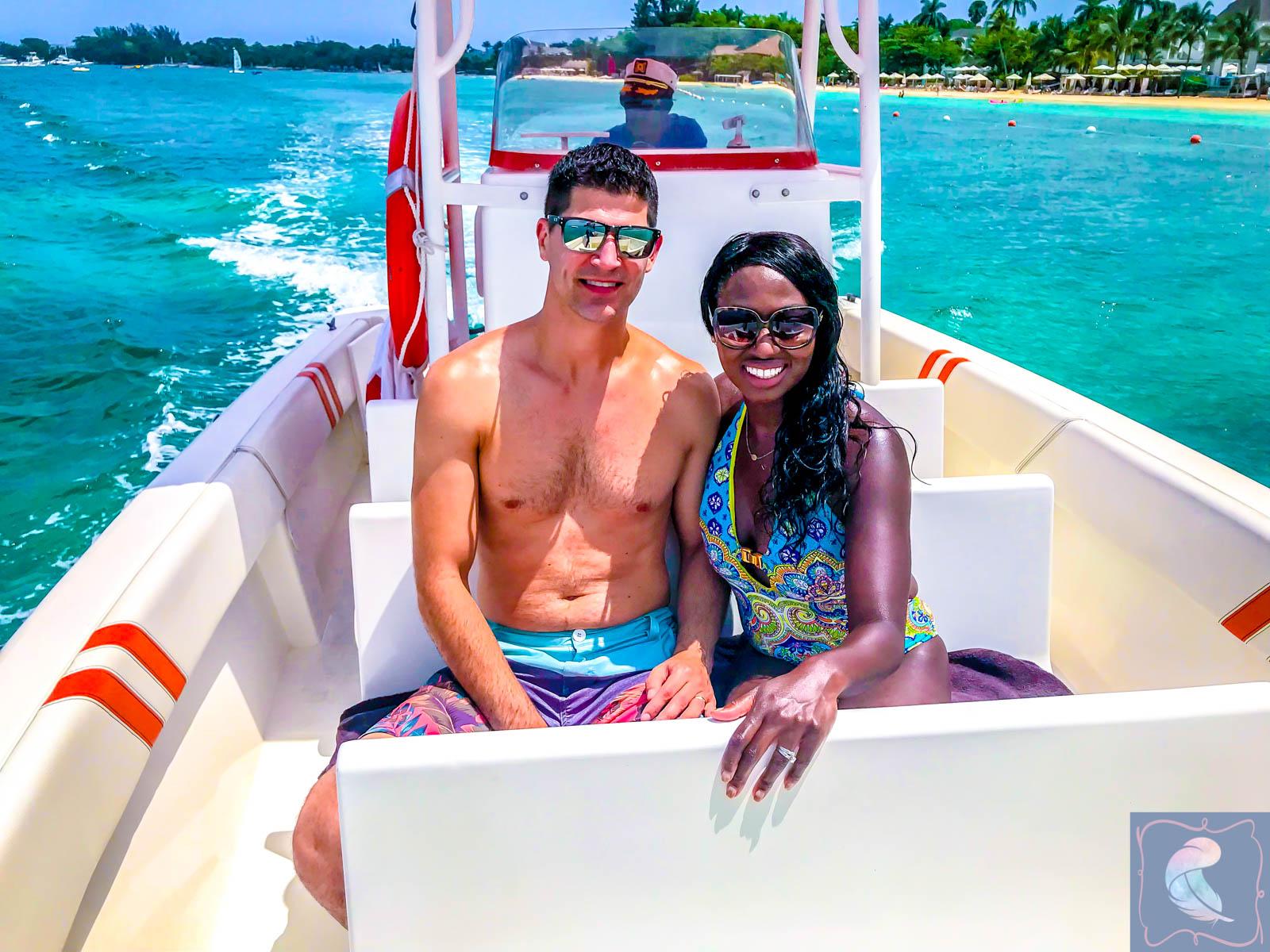 Boat Tour Negril Jamaica