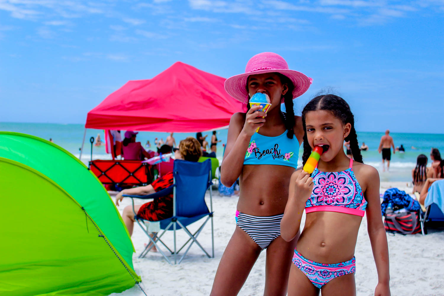 Clearwater Beach Florida, Family Beach Vacation
