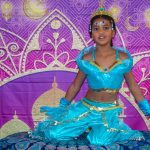 Princess Jasmine Theme Party