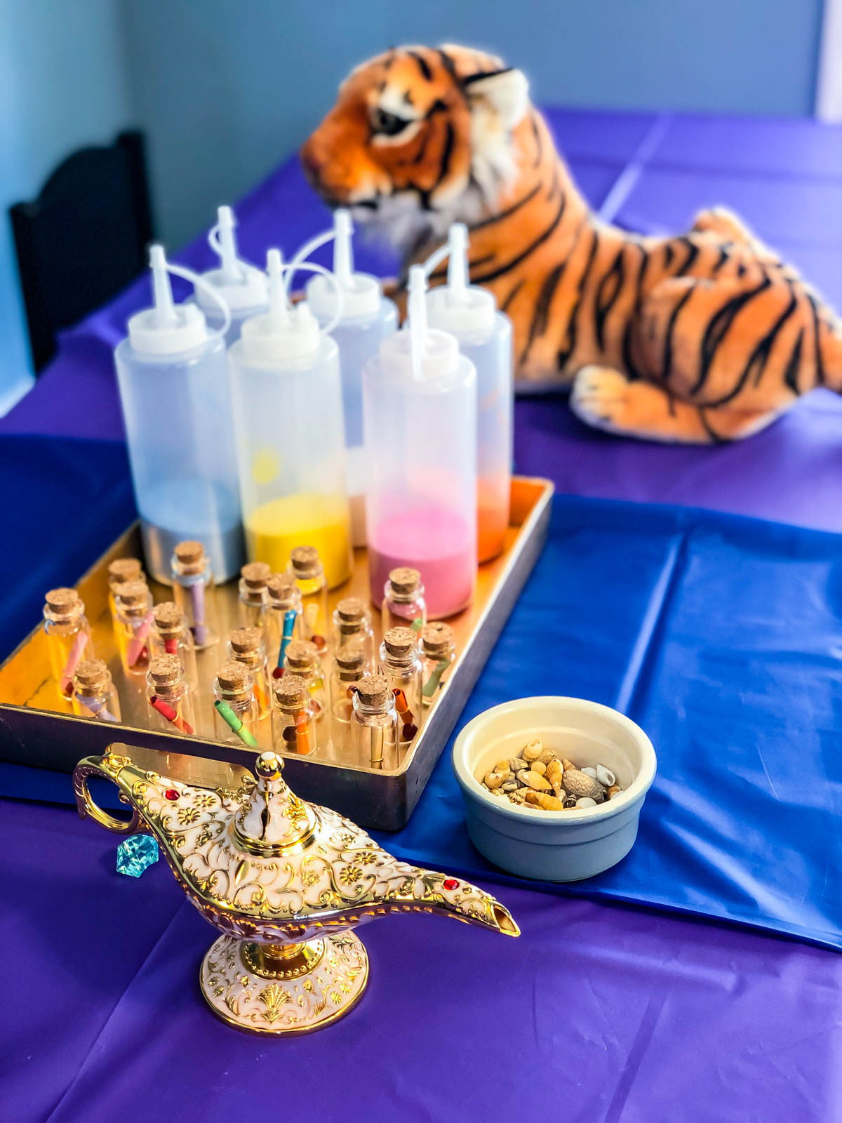 Aladdin party ideas