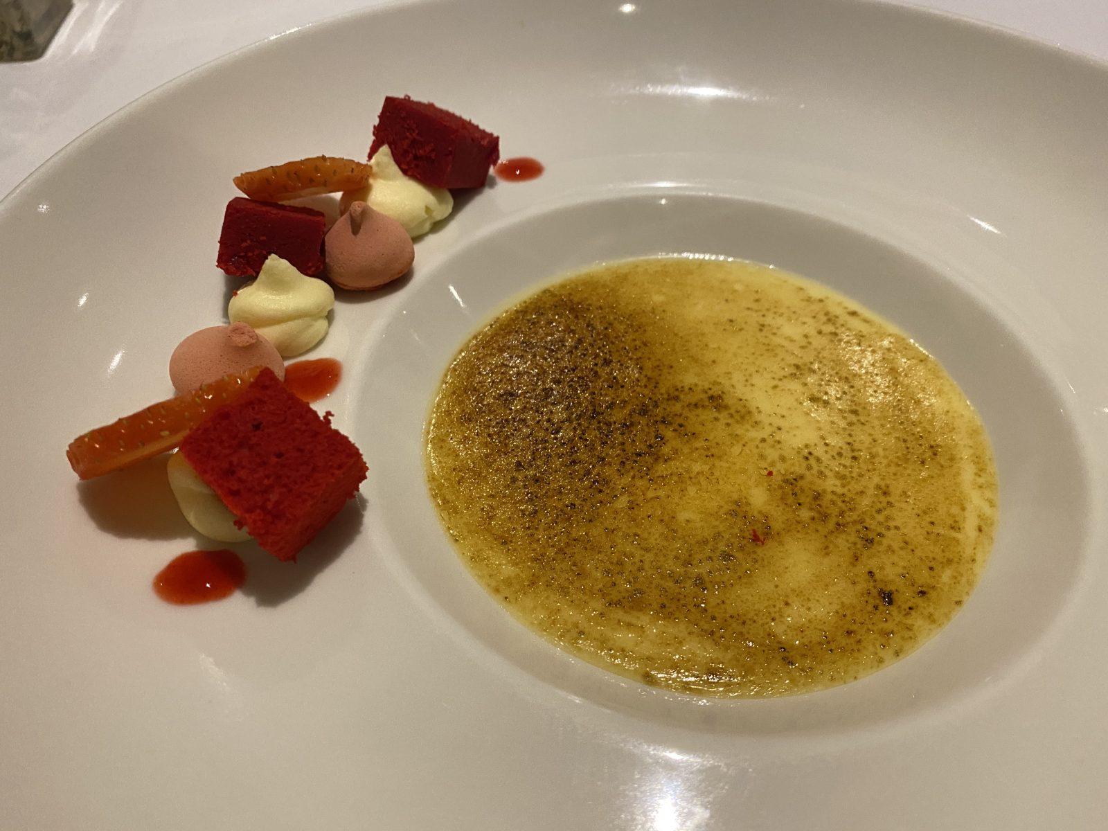 Dessert El Dorado casita