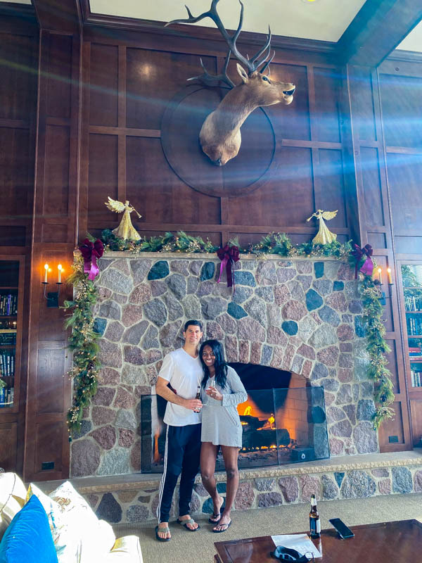 The Elk Room at the Osthoff Resort